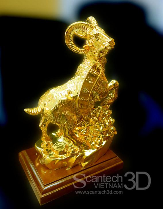 Tượng Dê Vàng 2015