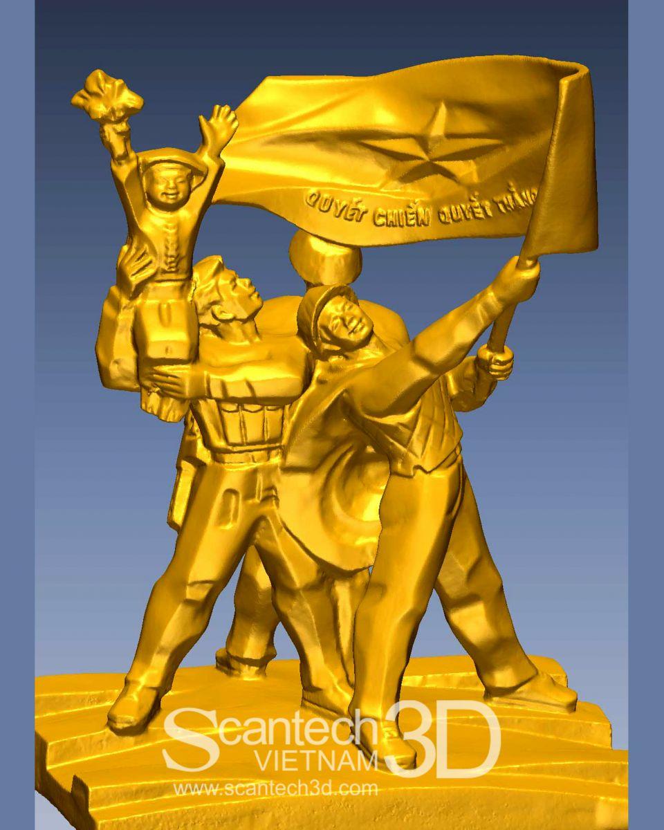 Tượng đài Điện Biên Phủ
