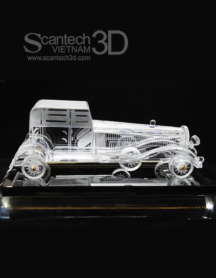 Mô hình ôtô cổ