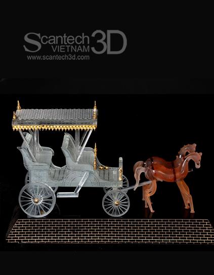 Mô hình xe ngựa