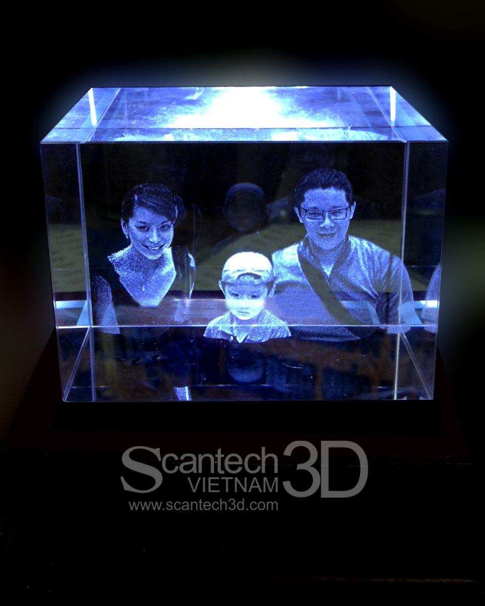 Pha lê 3D-24